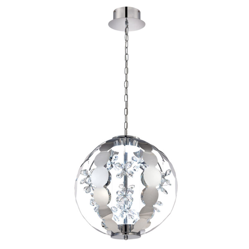 EuroFase – World 28159-018, 2-Light Led Chandelier