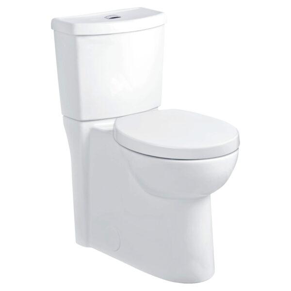 American Standard - Studio, Round Front Dual Flush Toilet