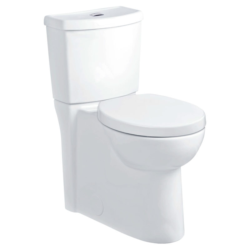 American Standard – Studio, Round Front Dual Flush Toilet