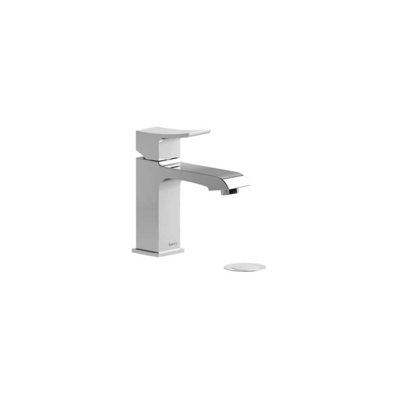 Riobel ZS01C – Zendo, Faucet with Push Drain, in Chrome