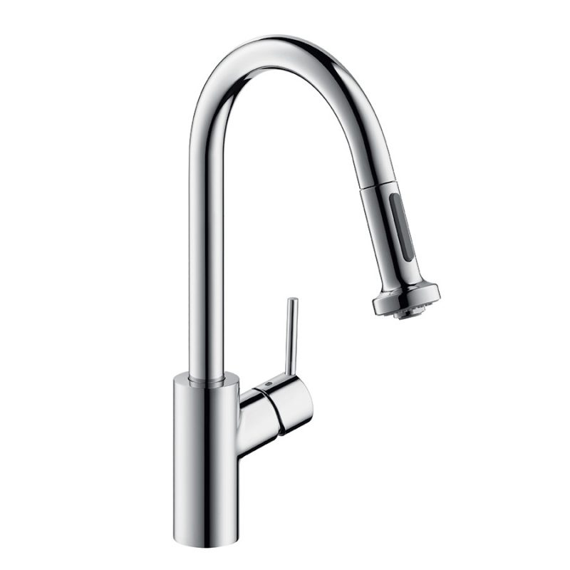 Hansgrohe – chrome Talis, S2 Kitchen Faucet