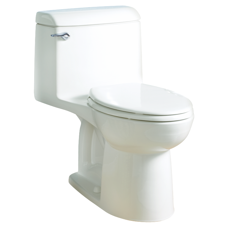 <b>American Standard 2004.314.020</b> – Champion 4, Elongated One-Piece Toilet 1.6 GPF with Toilet Seat