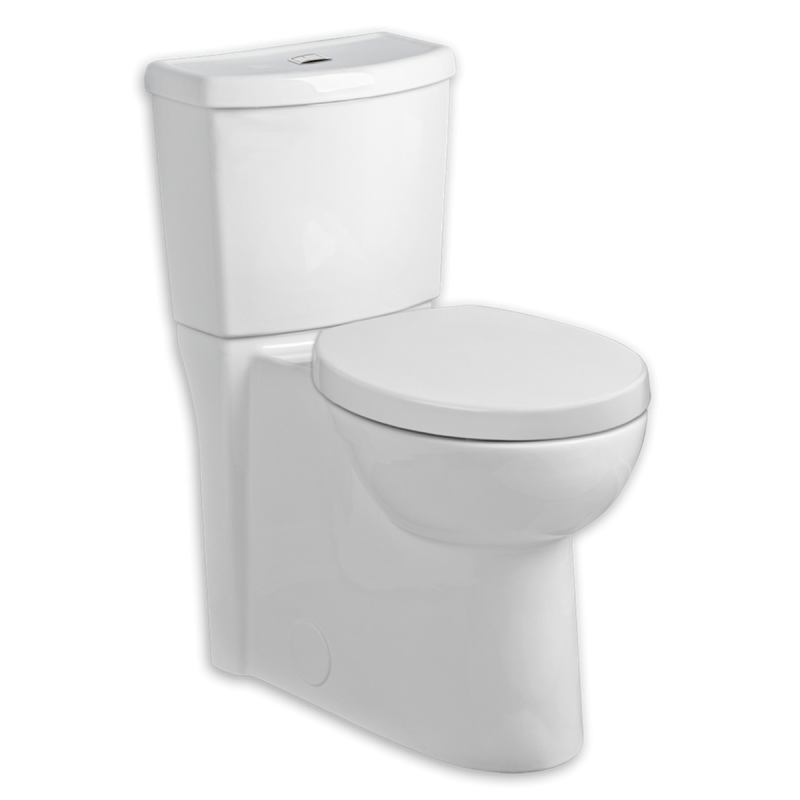 Duravit Durastyle Elongated 2 Piece Toilet With Siphon