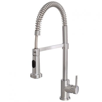 Aquabrass Wizard 30045-PC Kitchen Faucet
