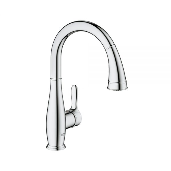 GROHE - Parkfield Pull-Down Kitchen Faucet - Amati Canada Inc