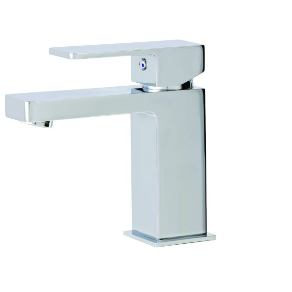 Aquabrass Madison 86014 PC Single Hole Bathroom Faucet