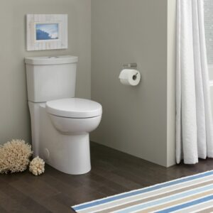 American Standard - Studio, Elongated Front with Dual Flush