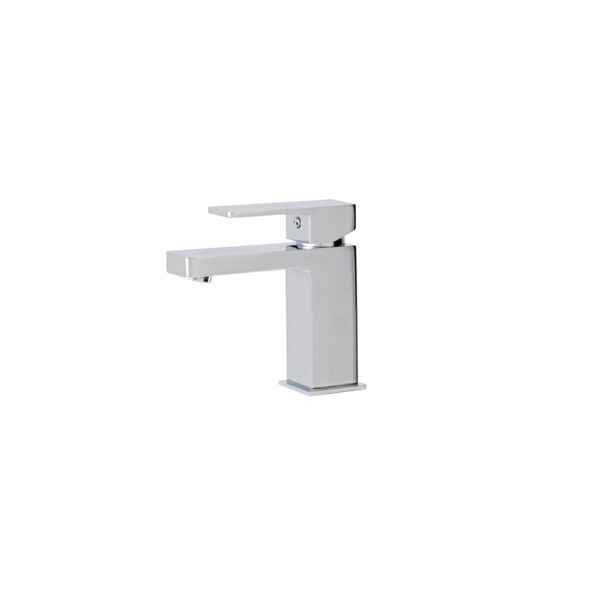 Aquabrass 86014-PC - Madison, Single Hole Faucet, in Polished Chrome