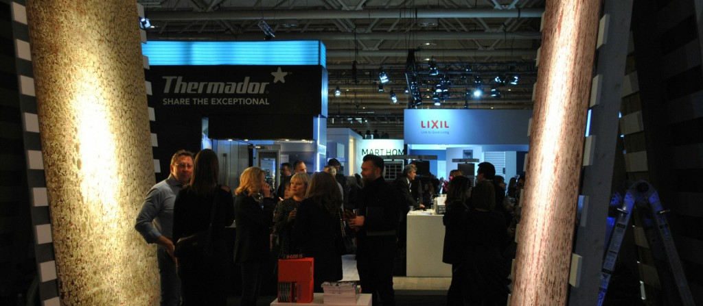 Photo of interior design show