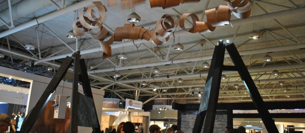 Photo of Photo of decoration - interior design show