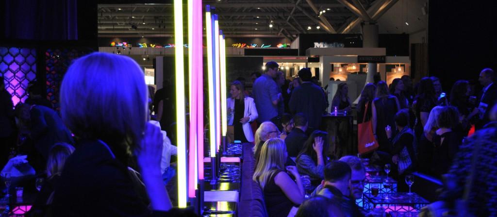 Photo of  interior design show