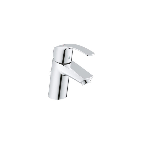 Grohe 3264200A - Eurosmart Lavatory Centreset Faucet with Pop-up Drain