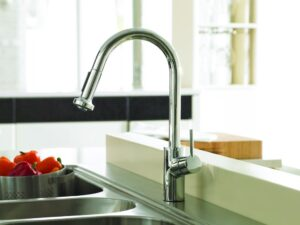 Hansgrohe - chrome Talis, S2 Kitchen Faucet