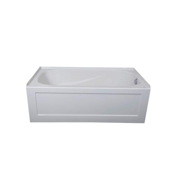 Skirted Bathtub