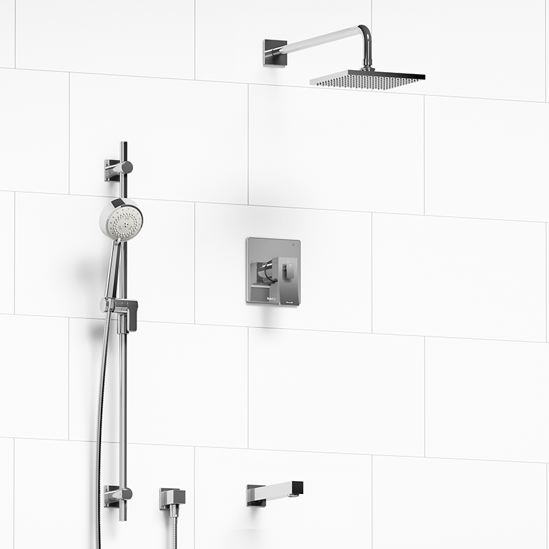 Riobel – KIT#3345ZOTQ – 3 Way Shower System