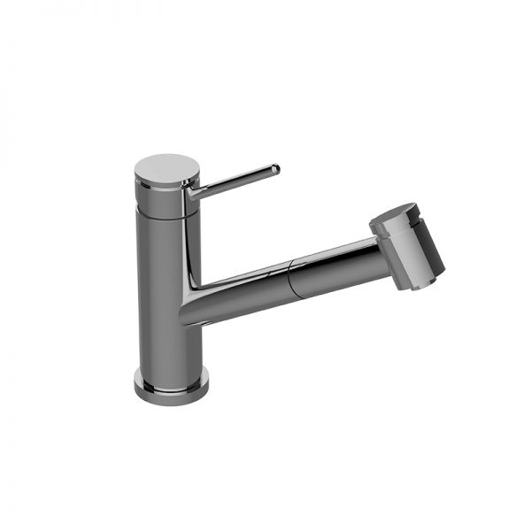 Graff G-4425-LM53 - M.E. 25 Pull-Out Kitchen Faucet - Amati Canada