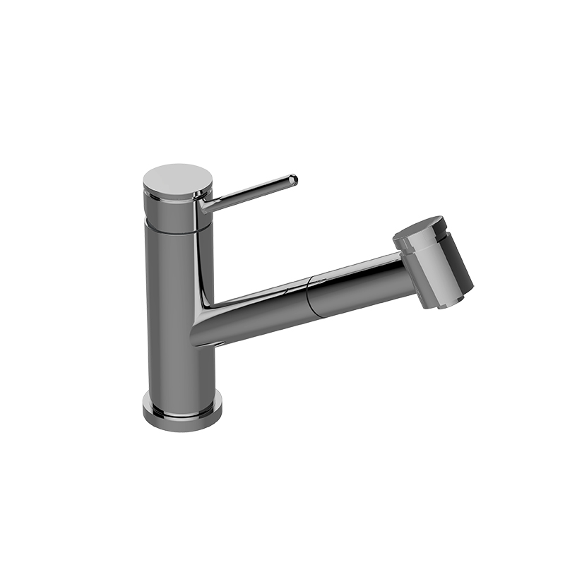 Graff G-4425-LM53 – M.E. 25 Pull-Out Kitchen Faucet