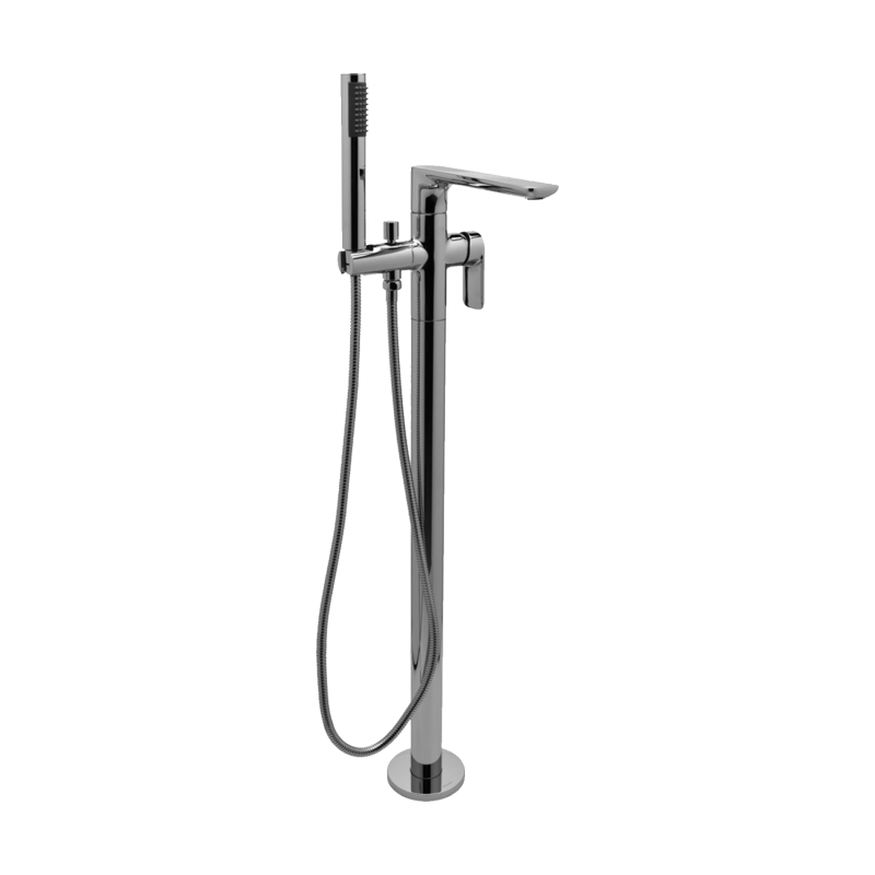 Graff – Sento Floor-Mounted Tub Filler