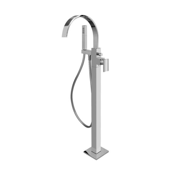 Graff - Sade Floor-Mounted Tub Filler With Rough-In