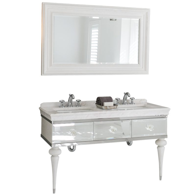 Godi – H-03 57″ Single / Double Vanity