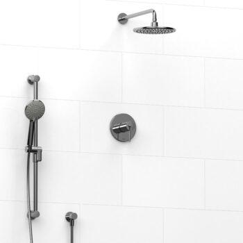 Riobel KIT#323CSTMC - Dual Shower Kit