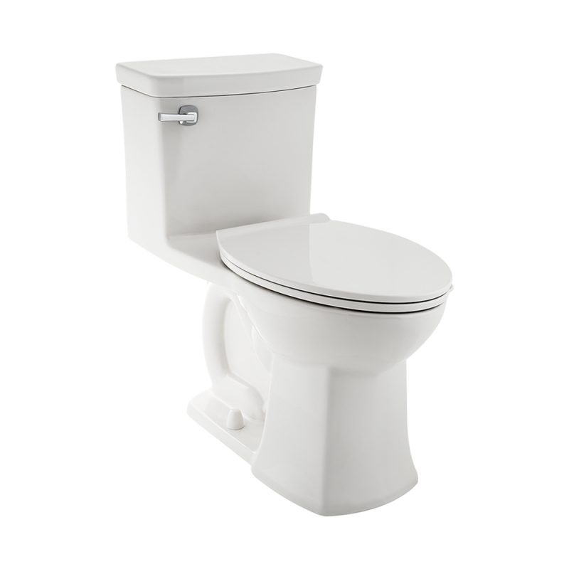 American Standard 2922A.104.020 – Townsend Collection, VorMax Elongated One-Piece Toilet