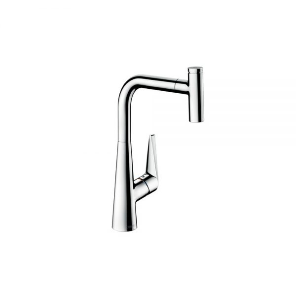 Hansgrohe 72821001 - Talis Select S 1-Spray HighArc Kitchen Faucet ...