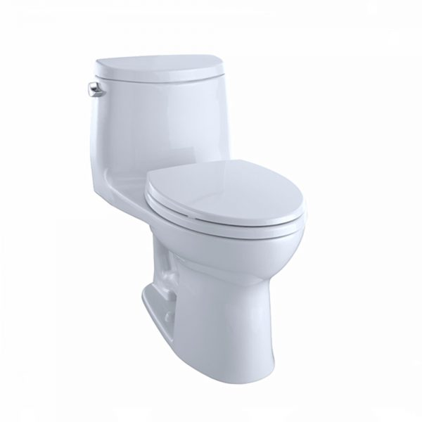 TOTO MS604114CEFG#01 - UltraMax® II One-Piece Toilet, Elongated Bowl ...