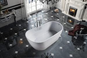 Bagno Italia ALPS-59 - Free Standing Tub