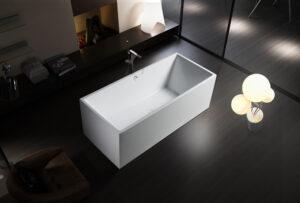 Bagno Italia Piazza-59 - Freestanding Tub