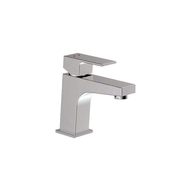<b>Alt 20770</b> - RIGA, Single-Hole Faucet with Pop-up Drain, in Chrome