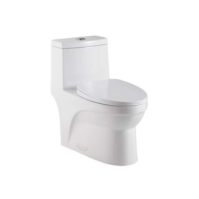 Kollezi O Novo – Comfort Height, Elongated Toilet