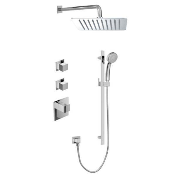 <b>Graff GM3.057SB-SHO-PC</b> - Custom Shower Kit