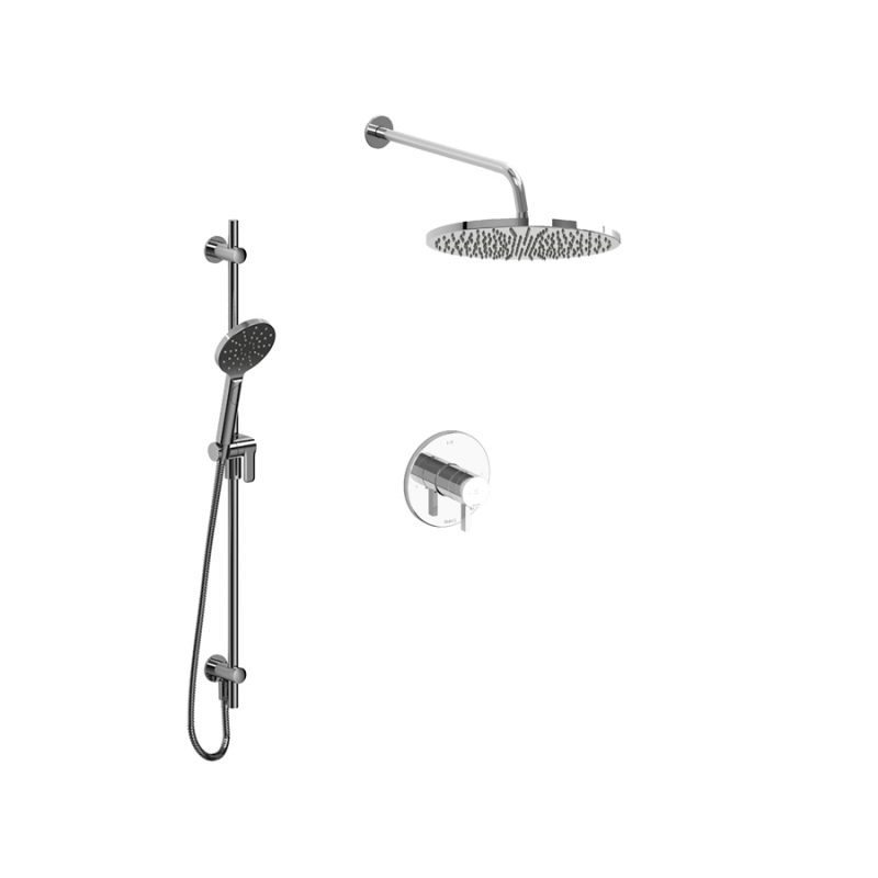 Riobel Silhouette – Custom Shower Kit