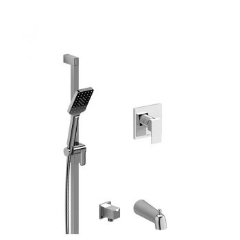Riobel R71 + P5002C + P775C + P871C + TCO71C - Custom, Dual Shower Kit
