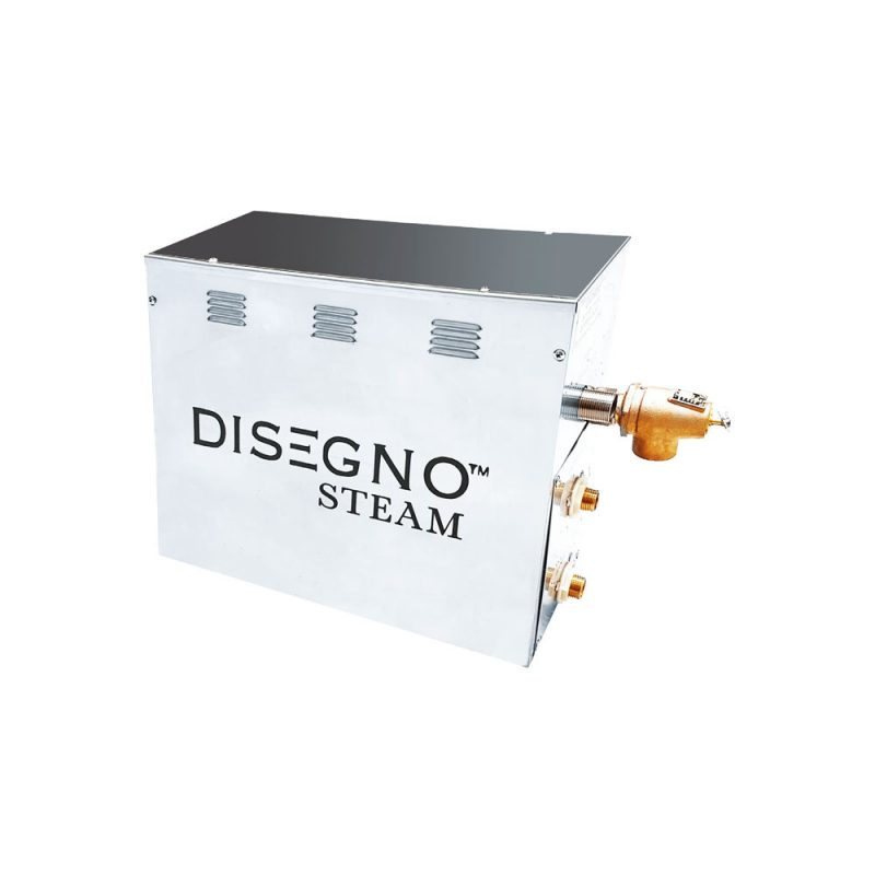 Disegno Steam 375 – 9 KW