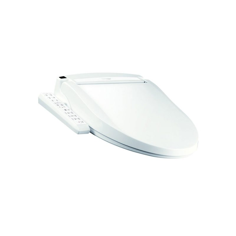 Clean Touch CT-2100EL-WH – Bidet Elongated Toilet Seat