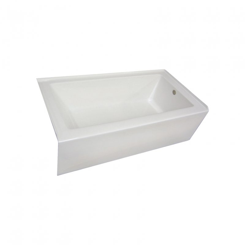 Mirolin BO32L1 – Corra, Skirted Bathtub