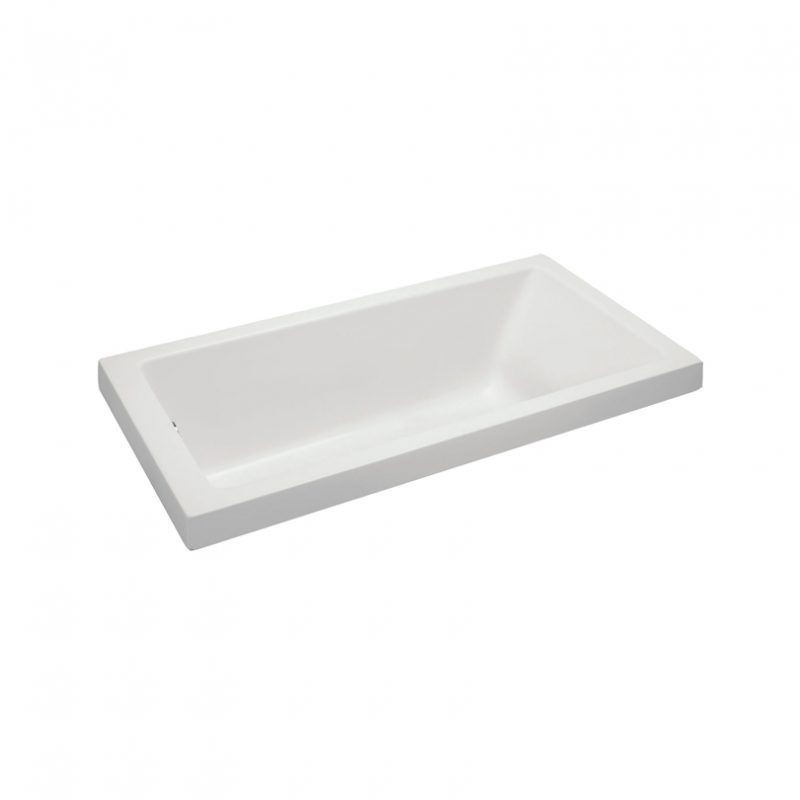 Mirolin BO75 – Mella, Drop-In Bathtub