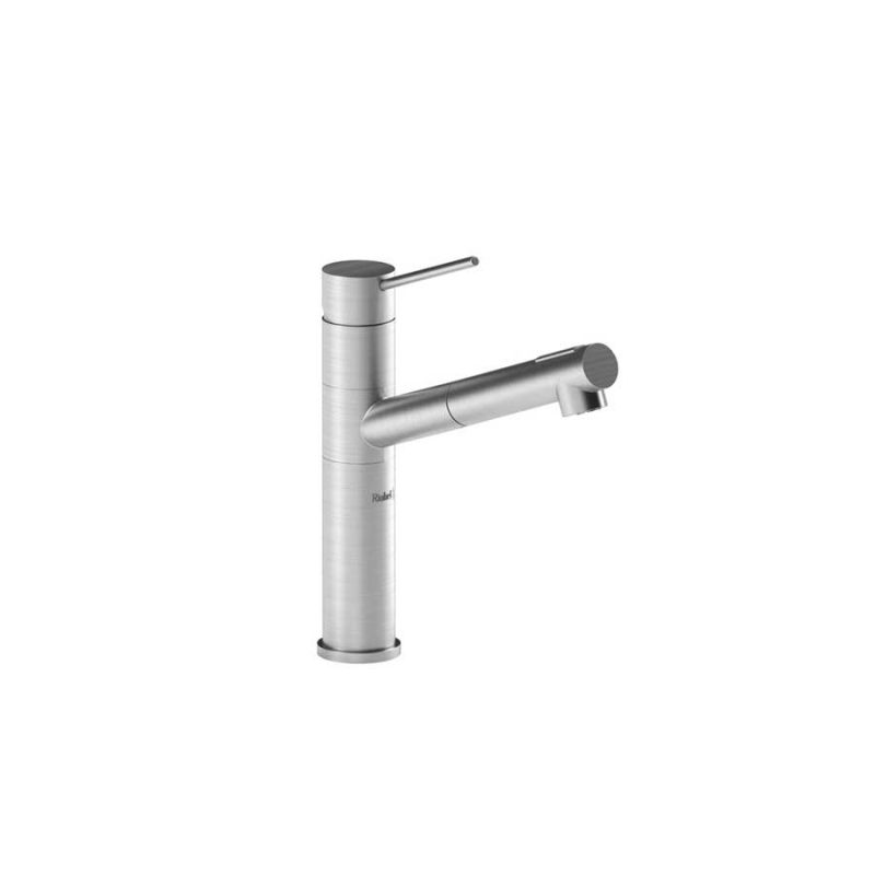 Riobel CY101SS – Cayo, Kitchen Faucet with Spray