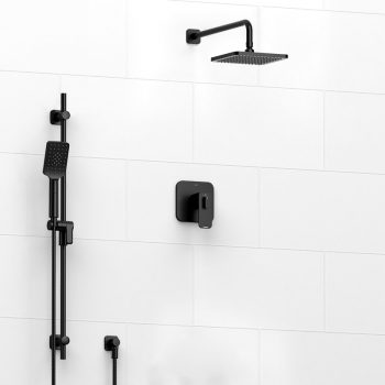 Riobel Kit#323EQ - Equinox, 2 Way Shower Kit