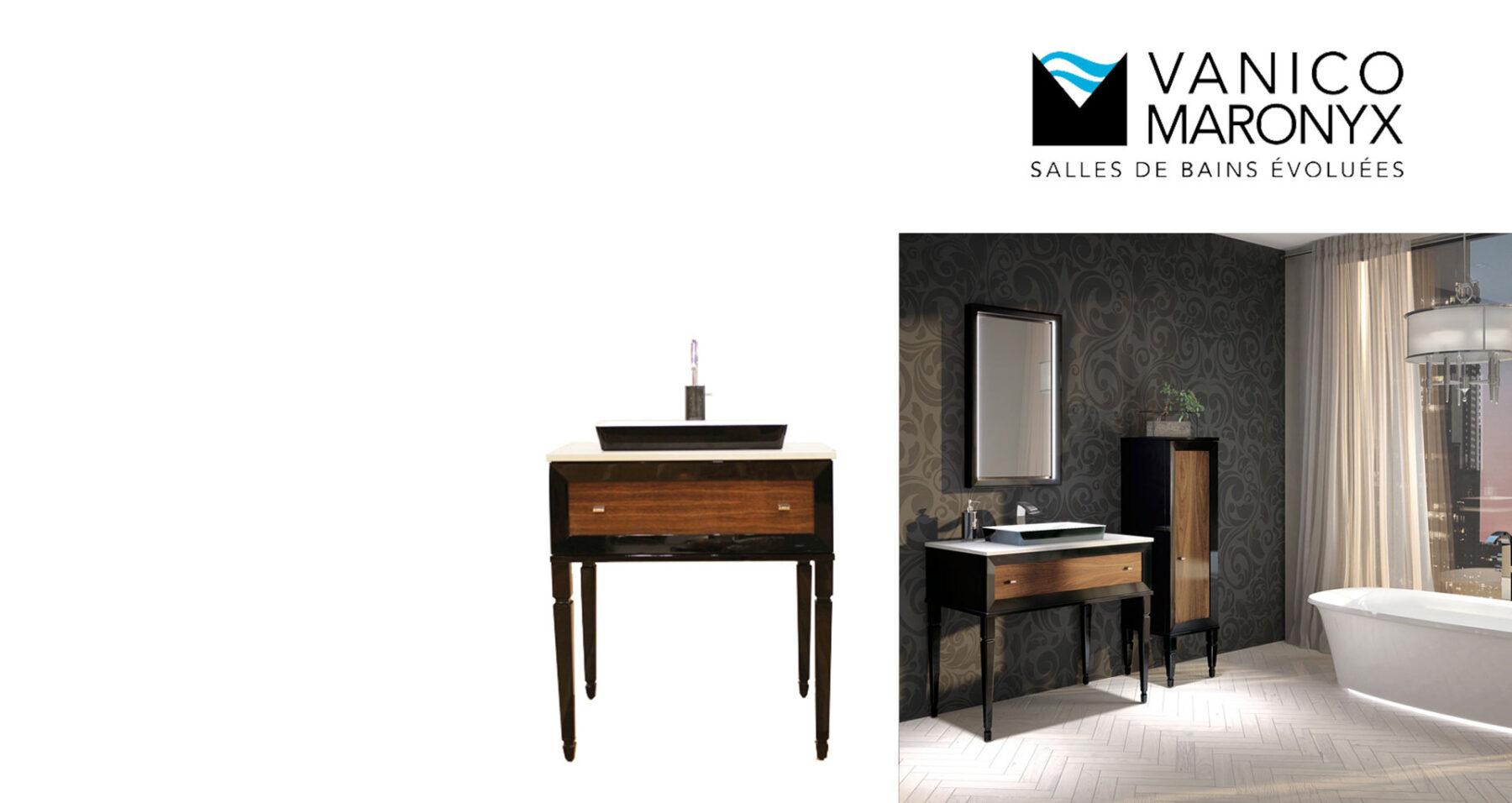 VANICO Muse Vanity + Quartz-Countertop