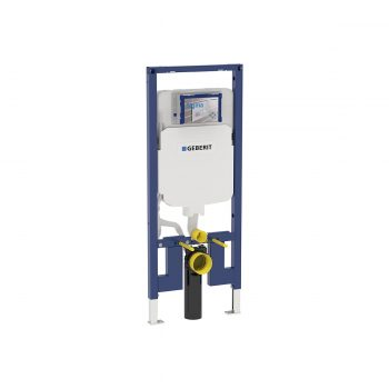 GEBERIT 111.798.00.1 - DUOFIX IN-WALL SYSTEM WITH SIGMA CONCEALED TANK FOR 2X4 CONSTRUCTION