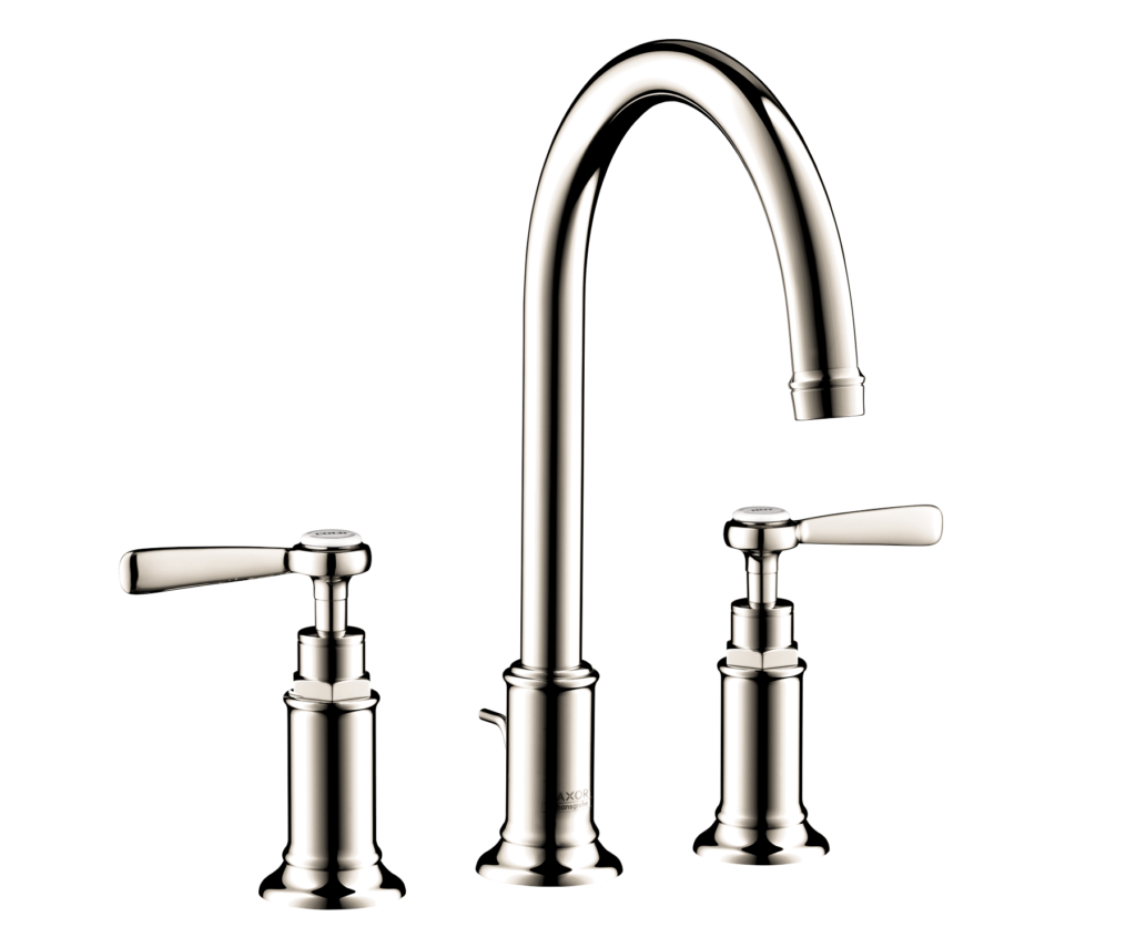 Axor 16514831 - Montreux Widespread Faucet with Lever Handles