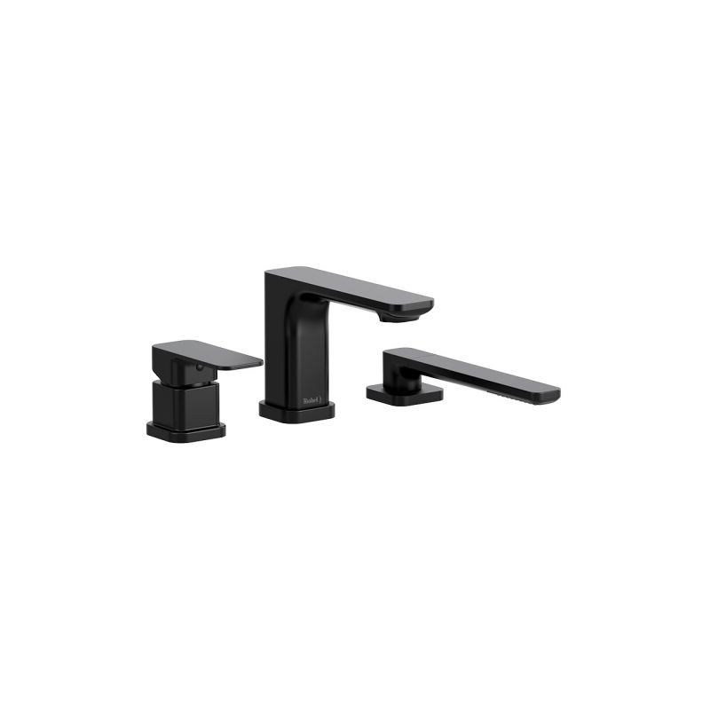 Riobel EQ10 – Equinox, 3-Piece Deck-Mount Tub Filler with Hand Shower