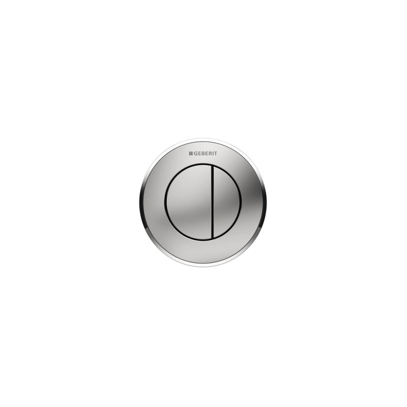 Geberit – Type 10 Remote Flush Buttons for  Sigma and Omega Series 2×4/2×6 in-Wall Toilet Systems