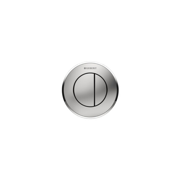 Geberit - Type 10 Remote Flush Buttons for  Sigma and Omega Series 2x4/2x6 in-Wall Toilet Systems