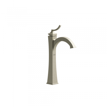 Riobel EL01 - Eiffel, Single hole Faucet, in Brushed Nickel, Polished Nickel and Chrome.