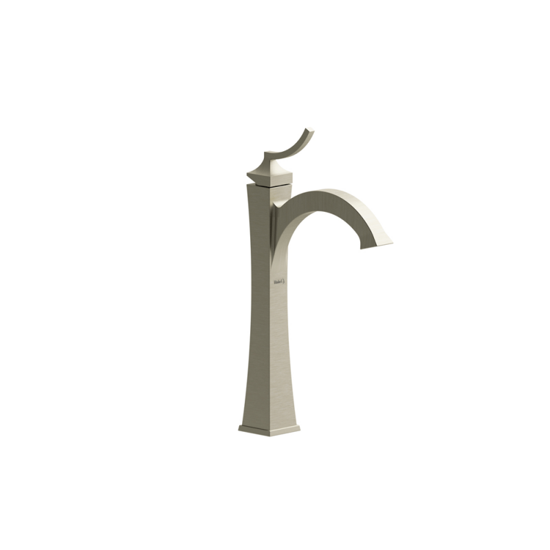 Riobel EL01 – Eiffel, Single hole Faucet, in Brushed Nickel, Polished Nickel and Chrome.