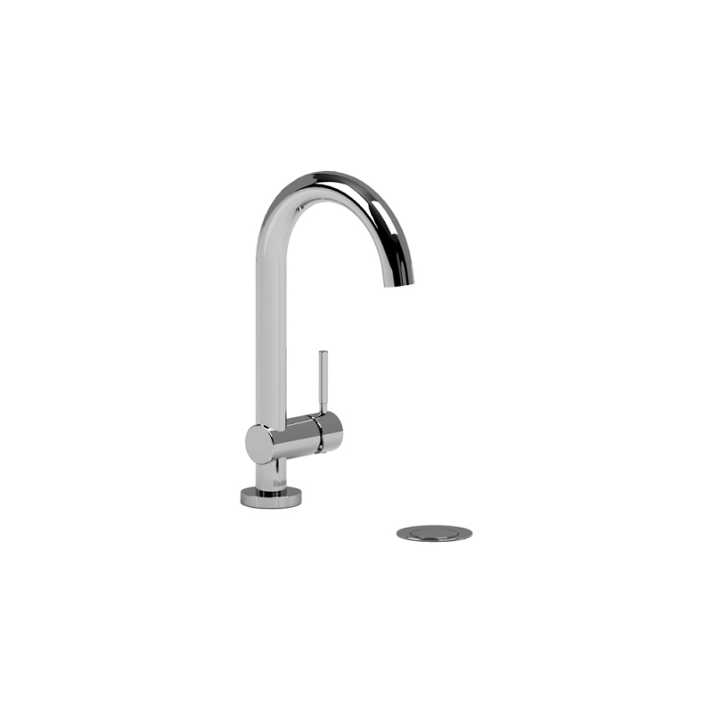 Riobel RU01 – RIU, Single Hole Faucet, in Polished Nickel and Chrome